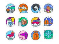 Latest Custom Icon Design Project