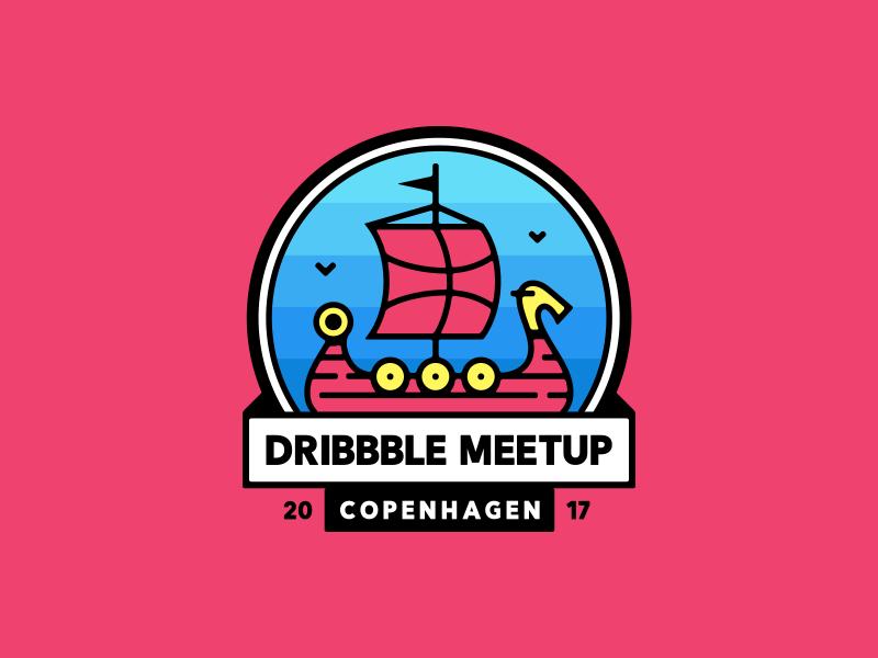 Dribbble & Iconfinder Meetup Copenhagen copenhagen meetup
