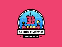 Dribbble & Iconfinder Meetup Copenhagen