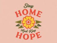 Stay Home, Keep Hope