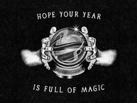 Hope Your Year is Full of Magic