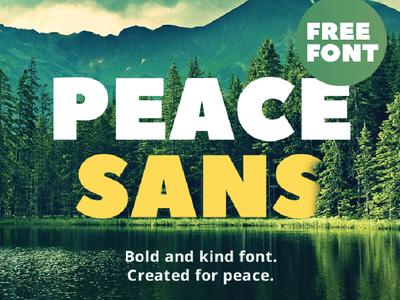 Peace Sans Freebie