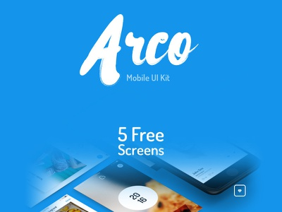 Arco for free download wireframe fonts icons uikit me resources market premium ui freebies free