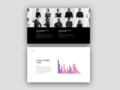Power Presentation Template template professional presentation powerpoint powerful keynote easy design clear
