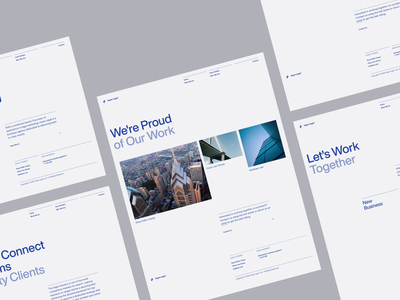 Hype Legal | Desktop design functional grid branding frontend development ux ui