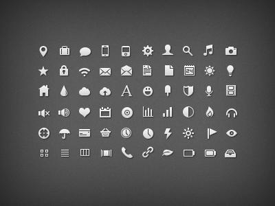 vectors icons #2