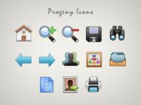Progeny Icons