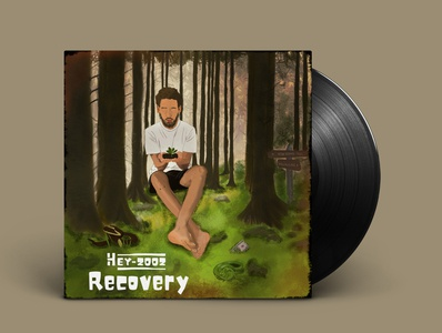 Recovery (EP Cover)