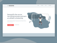 GetRecruited Landing Page