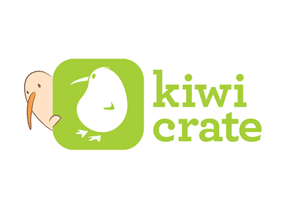 KiwiCo animal brand identity brand design branding illustration cartoon character design vector cute