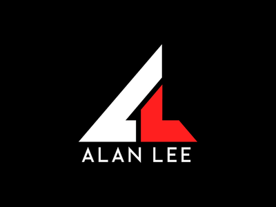 Alan Lee: Professional Voice Actor personal brand logo design business card website design