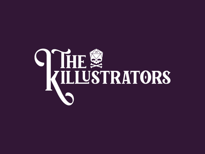 The Killustrators website design website logo design logo