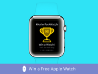 Win An Apple Watch from Hall