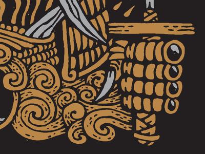 12 Musketeers Detail