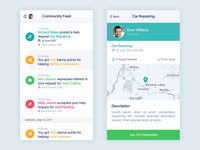 Community Help - Mobile App