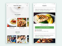 Food iOS Application