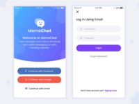 Chatting App-Login