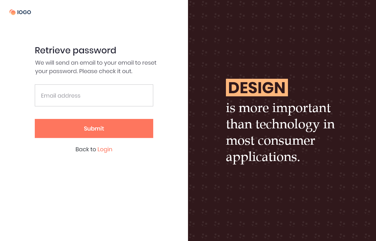 Dribbble - forgot-_password png by Kavita Khati