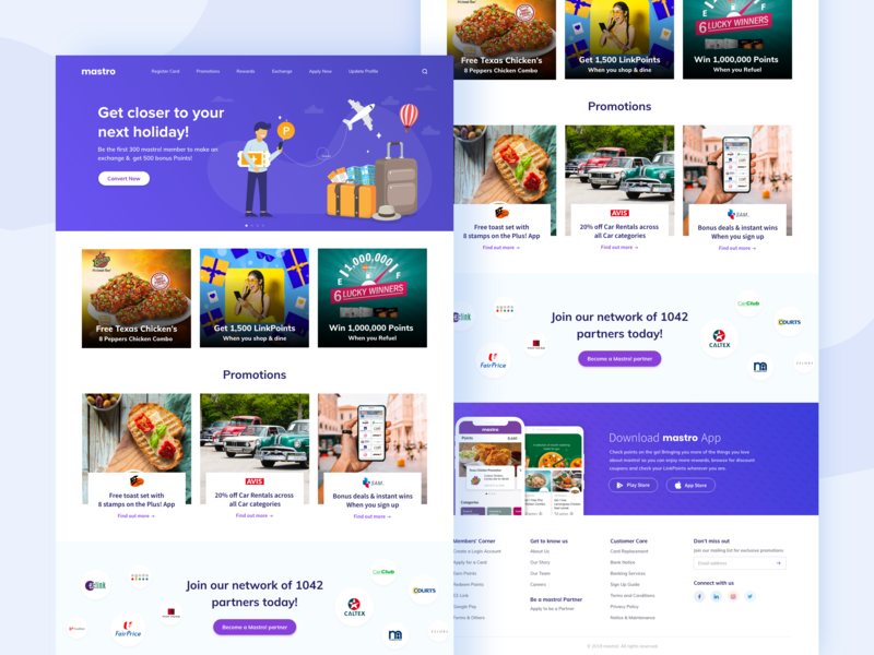Landing Page typography branding website design landing page website minimal homepage