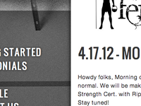 Feral CrossFit