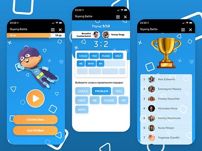 Social instant game social mobile app game