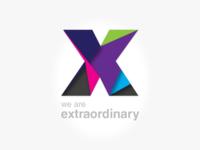 Extraordinary Logo WIP