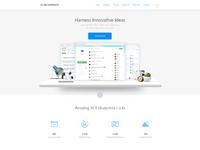 Roi blueprints homepage