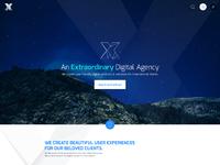 Extraordinary homepage v3