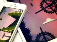 Mobile game concept art