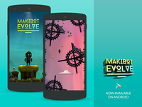 Makibot Evolve Android Promo