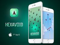 New iPhone Game Hexavoid