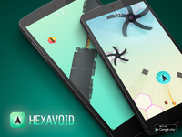 Mobile Game Hexavoid for Android