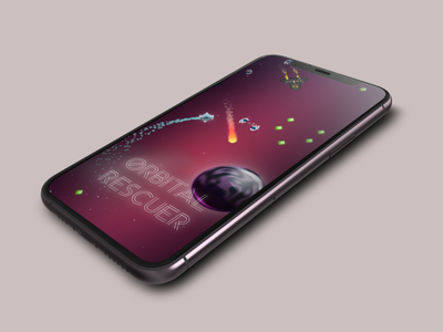 Orbital Rescue iPhone Game