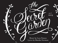 Secret Garden Lettering