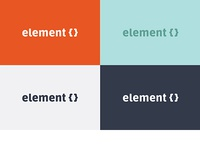 ElementCSS Logo