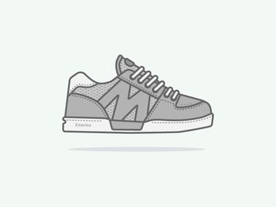 Skate Shoe Wars - Emerica Marc Johnson