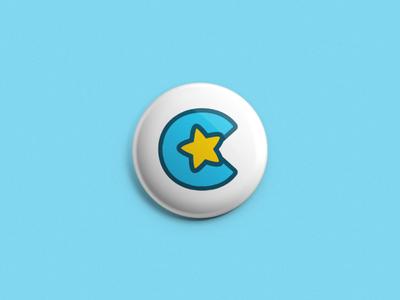 Canteen Mark Button