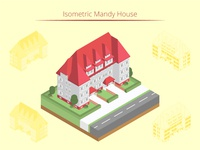Isometric Mandy House