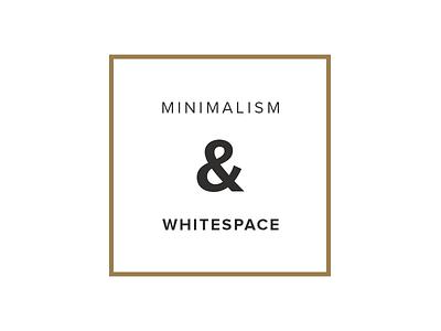 Design taught me... typography white minimal playoff rebound