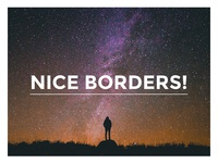 CSS3 Animated Borders