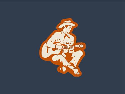 The Hank Hat sendero country music country grand ole opry hank hank williams retro vintage illustration