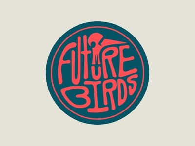 Futurebirds Tee bird good music funk folk ga athens illustration americana band music future birds