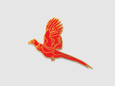 Bird Hunting Pin