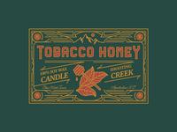 Tobacco Honey Label