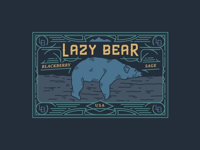 Lazy Bear Shot