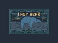 Lazy Bear Shot