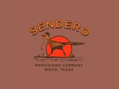 Desert Runner sendero waco outdoors western southwest texas desert road runner