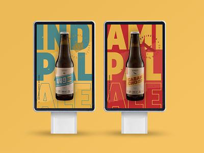 Okcidenta okcidenta ipa craft beer brewery banners social media design social ads graphic design poster design poster marketing design typography design branding