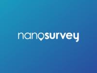 NanoSurvey Wordmark