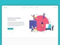 Chariot Website Redesign